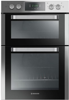 Hoover HO9D3120IN Integrated Electric Double Oven - Stainless Steel,