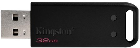 Kingston DataTraveler 20 32GB USB 2.0 Drive 3 Pack, DT20/32GB-3P