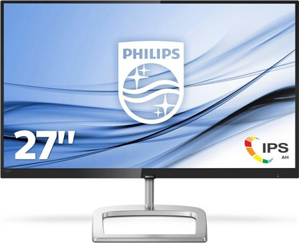 "Philips 276E9QDSB/00 27"" Full HD IPS FreeSync 75Hz Design Monitor,"