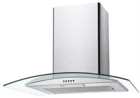 Candy CGM70NX Chimney Hood Extractor - Stainless Steel,