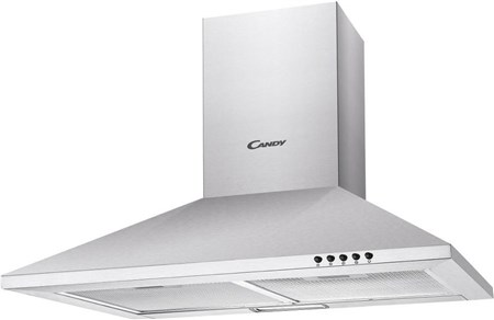 Candy CCE70NX Chimney Hood - Stainless Steel,
