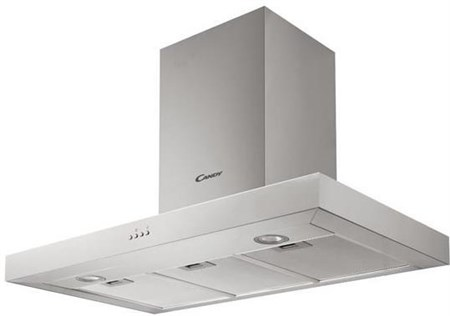 Candy CMB955X Chimney Hood - Stainless Steel,