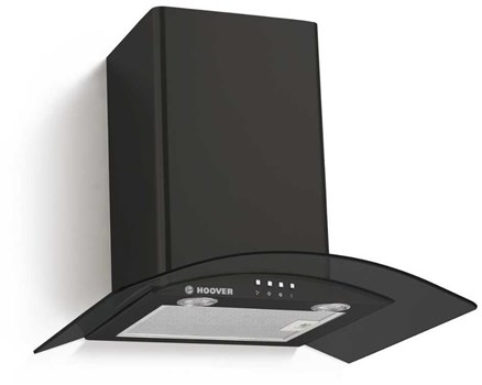 Hoover HGM610NN Chimney Hood - Black,