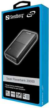 Sandberg Saver Powerbank 20000, 320-42