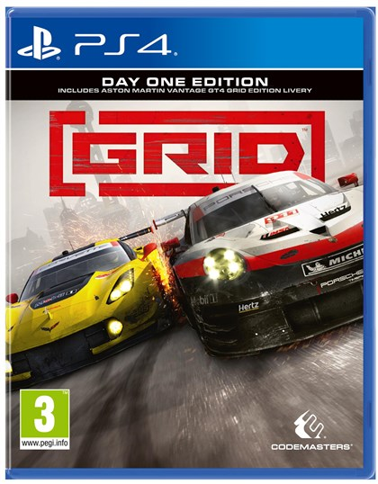 Free Grid 2019 PS4