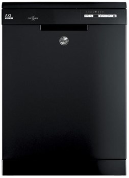 Hoover HDYN 1L390OB-80 AXI NFC Freestanding Dishwasher - Black,
