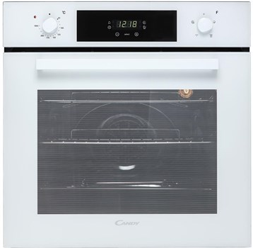 Candy FCP405W/E Electric Fan Oven - White,