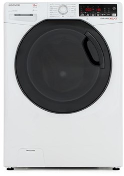 Hoover DWOA412HLFN3-80 12kg 1400 Spin Freestanding Washing Machine - White,