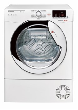 DX H9A2DCE-80/, Hoover DXH9A2DCE Condenser Dryer with Heat Pump Technology