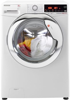 Hoover DWOAD610AHC8-80 Freestanding Smart 10kg 1600 Spin Washing Machine - White,