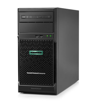 PERFML30-003, HPE ProLiant ML30 Gen10 4U Tower Server Bundle
