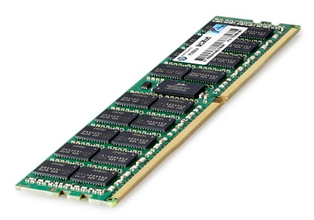 815101-B21, HPE SmartMemory DDR4 2666MHz 64GB (1x64GB) ECC Load Reduced LRDIMM RAM Module