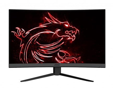 "MSI Optix MAG272C 27"" Full HD HDR Ready FreeSync 165Hz Curved Gaming Monitor, 9S6-3CA51T-001"
