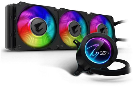 Gigabyte Aorus 360mm RGB Liquid CPU Cooler, COOLER 360
