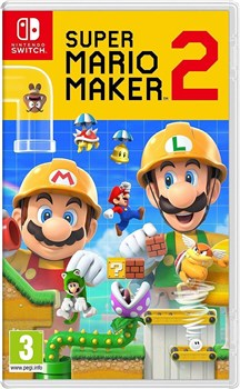 Nintendo Super Mario Maker 2, 10002029