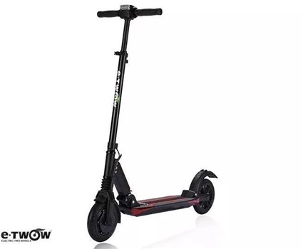 E-Twow Booster S2 Plus 36V 8.6Ah Electric Scooter (Grey), 5056143621294