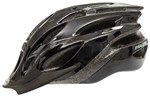 Mission Evo Black Helmet Size Large