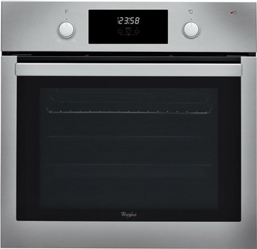 Whirlpool AKP745IX Electric Single Oven - Stainless Steel,