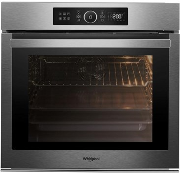 Whirlpool AKZ96270IX Electric Pyrolytic Single Oven - Stainless Steel,