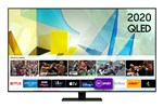 "Samsung 2020 85"" QE85Q80T QLED 4K HDR 1500 Smart TV with Tizen OS"