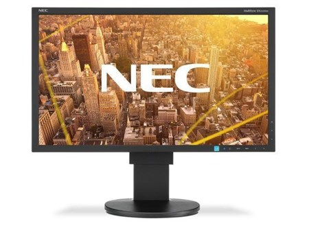 "NEC Display MultiSync EA234WMi 23"" Full HD IPS Monitor, 60003588"