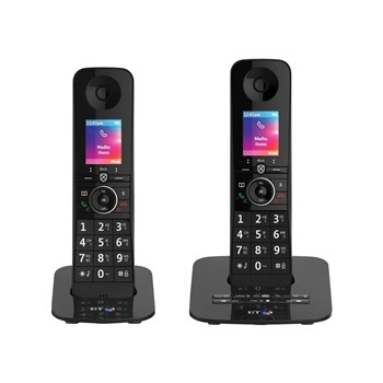 BT Premium Phone with Call Blocking - Twin, 090631