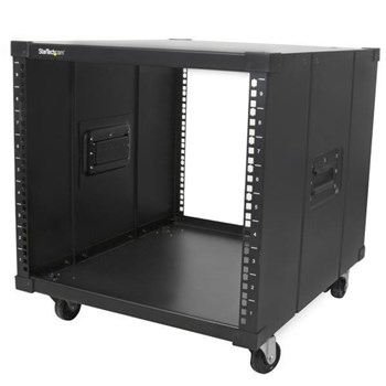 RK960CP, StarTech.com Portable Server Rack with Handles - Rolling Cabinet 9U