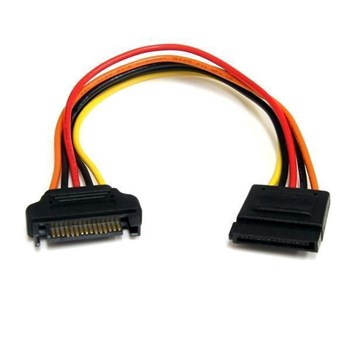 SATAPOWEXT8, StarTech.com 8in 15 pin SATA Power Extension Cable