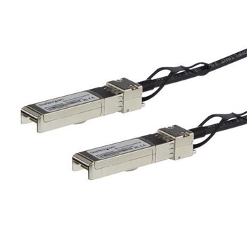 SFPH10GBCU6M, StarTech.com Cisco SFP-H10GB-CU1-5M Comp SFP+ DAC Twinax Cable - 6 m (20 ft) RJ45 Copper