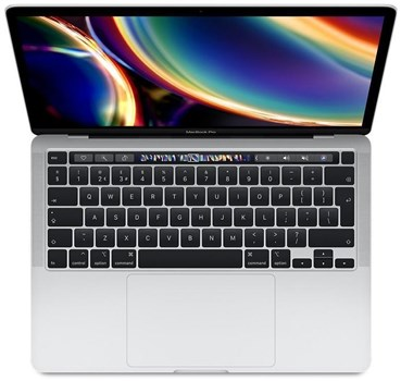 MXK62B/A, MacBook Pro 13-inch TouchBar - Intel 8th Gen i5 8GB RAM 256GB Silver