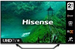 "Hisense 43AE7400FTUK 43"" 4K HDR Certified Smart TV with Freeview Play"