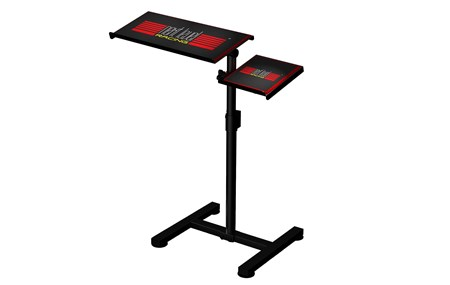 Next Level Racing Free Standing Keyboard and Mouse Stand, NLR-A012