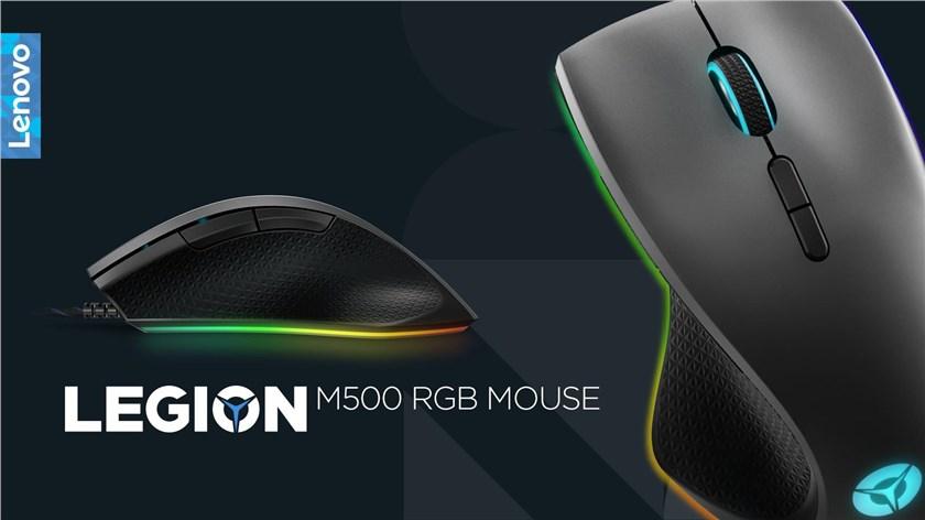 + Legion M500 Mouse