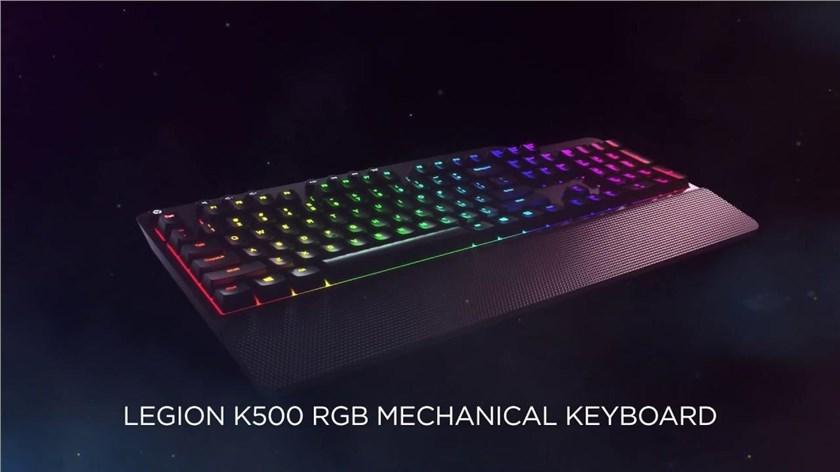 + Legion K500 Keyboard