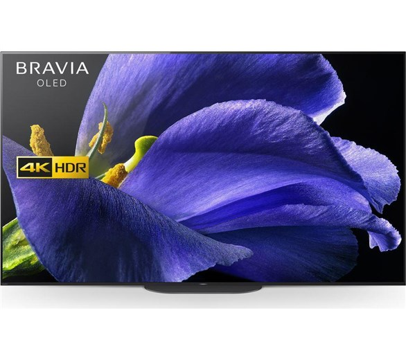 "KD77AG9BU, Sony BRAVIA KD-77AG9 77"" Master Series 4K Ultra HD HDR Smart Android OLED TV with voice remote"