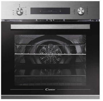 FCP602X E0E/E, Candy E0E/E Electric Built In Single Oven - Stainless Steel