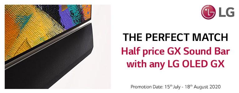 Half price GX Soundbar