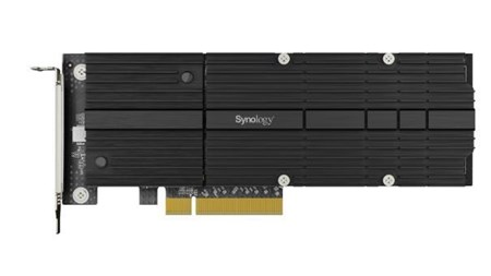 M2D20, Synology M2D20 PCIe M.2 SSD Adapter