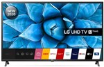 "LG 49UN73006LA 49"" 4K Ultra HD picture quality with award-winning webOS smart platform"