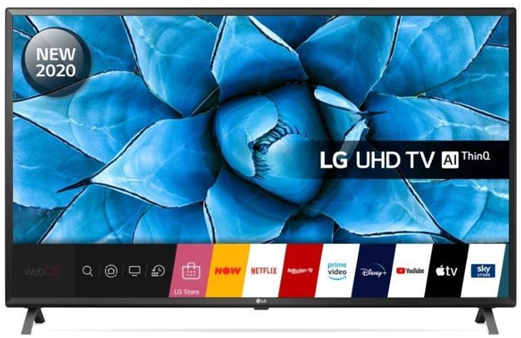 "49UN73006LA, LG 49UN73006LA 49"" 4K Ultra HD picture quality with award-winning webOS smart platform"