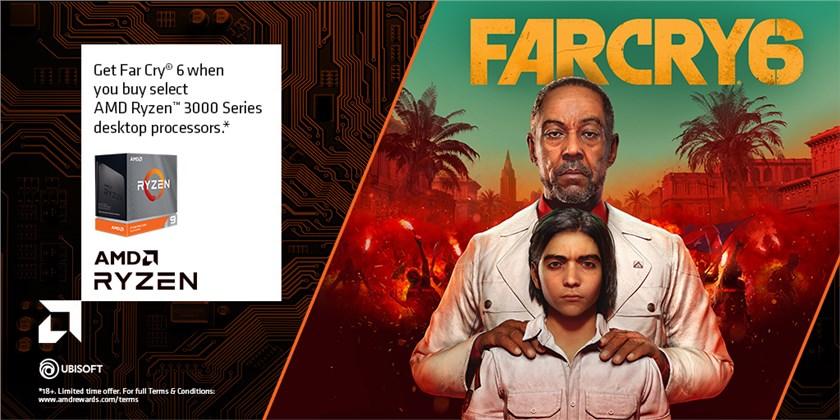 + Far Cry 6