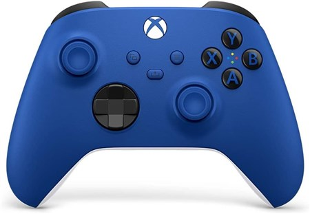 QAU-00002, Xbox Wireless Controller - Shock Blue
