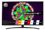 "LG 75NANO796NF 75"" 4K Ultra HD NanoCell HDR Smart TV"