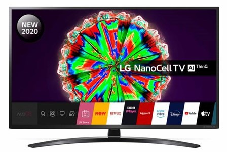 "75NANO796NF, LG 75NANO796NF 75"" 4K Ultra HD NanoCell HDR Smart TV"