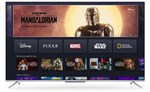 "TCL 50P715K 50"" Ultra Slim 4K HDR Smart Android TV with Freeview HD"