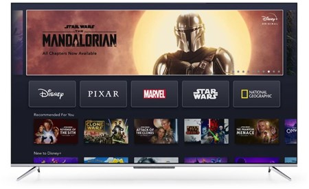 "50P715K, TCL 50P715K 50"" Ultra Slim 4K HDR Smart Android TV with Freeview HD"
