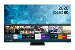 "Samsung 2020 85"" QE85Q950TS Flagship QLED 8K HDR 4000 Smart TV with Tizen OS"