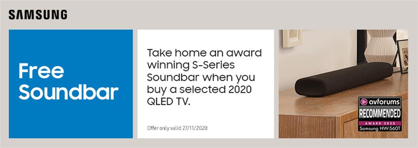 Free HW-S60T Soundbar