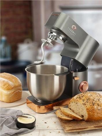 GPKM01, Gourmet Pro Grey & Rose Gold Kitchen Mixer Machine (GPKM01)