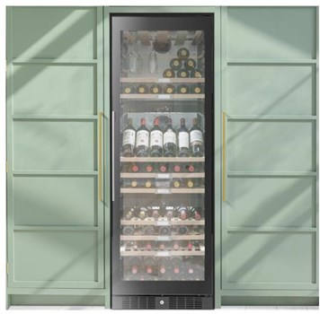Caple WF1551 Freestanding Wine Cabinet,